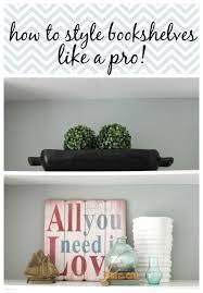 keep it beautiful how to style bookshelves like a pro