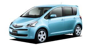 toyota car specifications toyota ractis japanese vehicle specifications car from