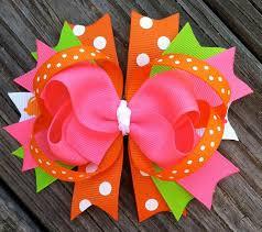 bowtique hair bows 259 best hair bows polka dotz bowtique images on