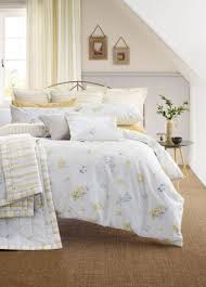 Next Bed Sets 2 Pack Cotton Rich Ochre Ditsy Floral Bed Set From Next For The