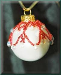 diy filled glass ornaments to make the
