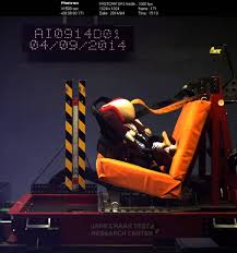 crash test siege auto 2014 air safe s crash test