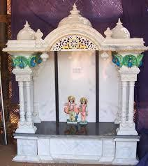 Marble Design For Pooja Room