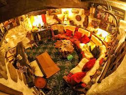 hobbit home interior a gorgeous hobbit house in scotland