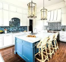 blue kitchen backsplash blue kitchen backsplash view in gallery blue mosaic tile