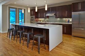 Kitchen Cabinet Features This Modern Kitchen In A Recently Built Modern Prairie Style Home