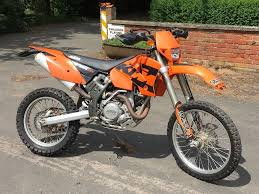 ktm 525 exc 2003 for sale in skegness lincolnshire gumtree