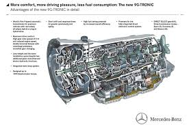 mercedes benz says no to 10 speed automatic transmissions