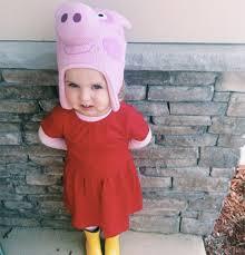 Peppa Pig Halloween Costume Sew Diy Peppa Pig Kids Costume Primary