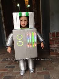 Toddler Costumes Toddler Halloween Costumes by Vincent The Robot Toddler Halloween Costume Toddler Halloween