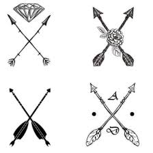 attractive arrow designs and their symbolism decoded
