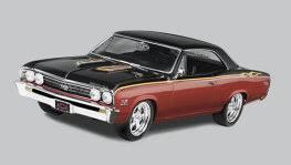 revell california revell car 67 chevelle ss california wheels model kit