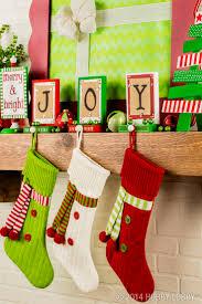 108 best christmas stockings burlap images on pinterest