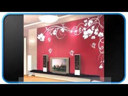 Designer Wall Paint Dubaifixit Com YouTube - Designer wall paint