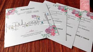 wedding card malaysia crafty farms handmade vintage wedding