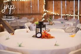 String Lights Outdoor Wedding by 005 Julie Napear Photograpy Outdoor Wedding Lantern Leaves Origami