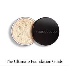 how to choose the right foundation for you glamour
