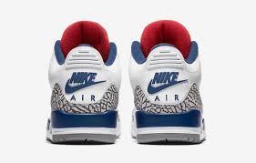 jordan shoes black friday nike air jordan 3 og 88 true blue black friday 2016
