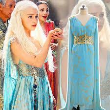 Game Thrones Halloween Costumes Khaleesi Cheap Blue Halloween Costumes Aliexpress Alibaba