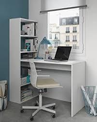 etageres bureau habitdesign bureau et étagères réversible blanc alpes dimensions