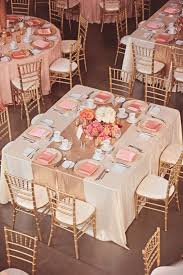 wedding reception decoration ideas wedding reception table layout ideas a mix of rectangular and