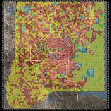 Fallout 1 Map by Commonwealth Grid Map Psd At Fallout 4 Nexus Mods And Community