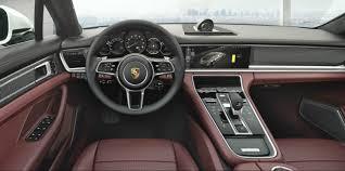 Porsche Panamera Manual - porsche panamera s looks like a sedan handles like a sports car