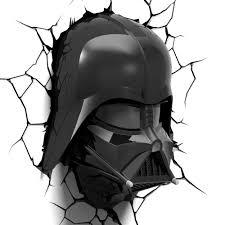 star wars stormtrooper darth vader wall art blog stodiefor star wars 3d wall art light remote darth vader head this wall art star wars darth vader