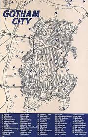 city map gotham city map
