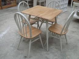 How To Paint Kitchen Table And Chairs by Best 20 Painted Kitchen Tables Ideas On Pinterest Paint A