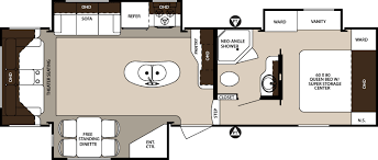 forest river 5th wheel floor plans home design inspiration