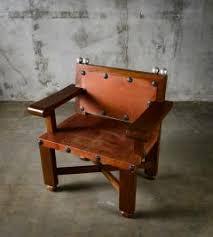 francis artigas francisco artigas attribution mahogany armchair