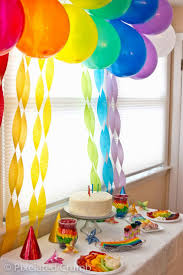 Rainbow Party Decorations 76 Best Party Themes Images On Pinterest Party Themes