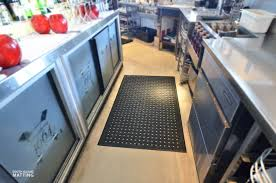 kitchen rubber kitchen mats padded floor mats for kitchen