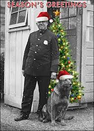33 best police cards images on pinterest merry christmas police