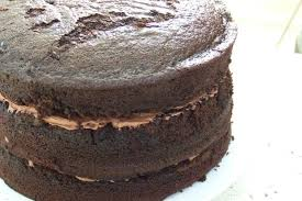 mary herbert u0027s triple layer chocolate cake with chocolate