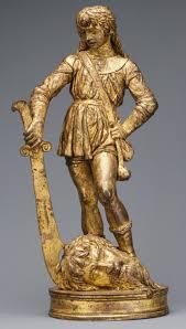 david with the head of goliath bartolomeo bellano 64 304 1