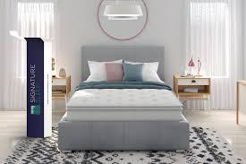 Home Design 5 Zone Memory Foam by Signature Sleep Mattresses Signature Sleep Gold 10