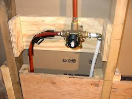 plumbing shower valve installation how does a shower valve work plumbing shower valve installation