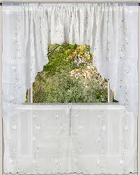 Fishtail Swag Curtains Fishtail Swag Curtains Country Wreaths For Walls Floral Swag Ideas