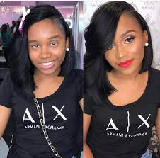 black layered crown hair styles best 25 feathered bob ideas on pinterest layered bob hairstyles