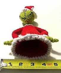 grinch christmas tree ravelry the grinch tree topper pattern by bateman