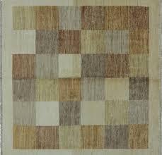 5 u0027 square gabbeh rug h8564