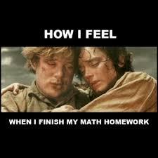 Frodo Meme - mathpics mathjoke mathmeme pic joke math meme haha funny humor pun