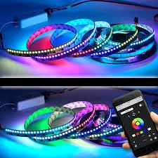 ws2811 dc12v 44leds ft programmable led lights addressable