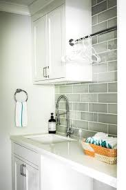 White Cabinets For Laundry Room Gray Laundry Room Cabinets Design Ideas