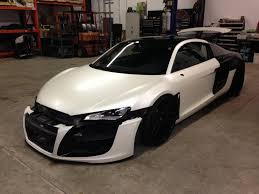 Audi R8 Old - my sema 2013 build personal r8 picture heavy