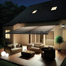 Coupe Vent Terrasse Retractable by