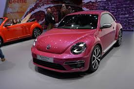 beetle volkswagen 2015 2015 pink color edition all the vw beetle special editions se