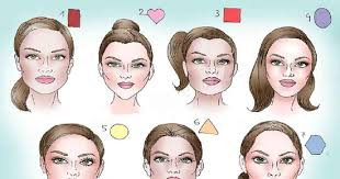 face shapes and hairstyles to match what is the perfect hairstyle for your face shape weetnow